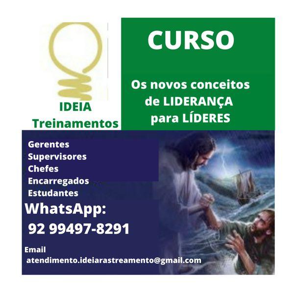 Imagem principal do produto CURSO DE NOVOS CONCEITOS DE LIDERANÇA PARA NOVOS LÍDERES