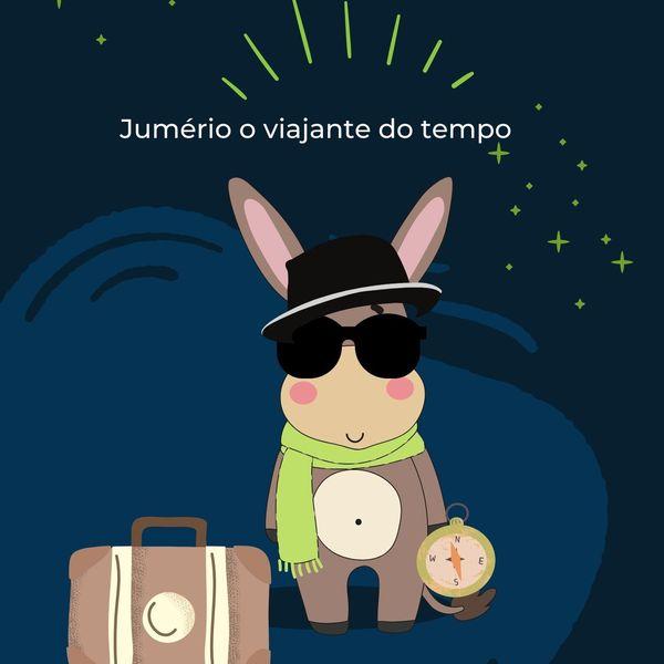 Imagem principal do produto JUMÉRIO O VIAJANTE DO TEMPO