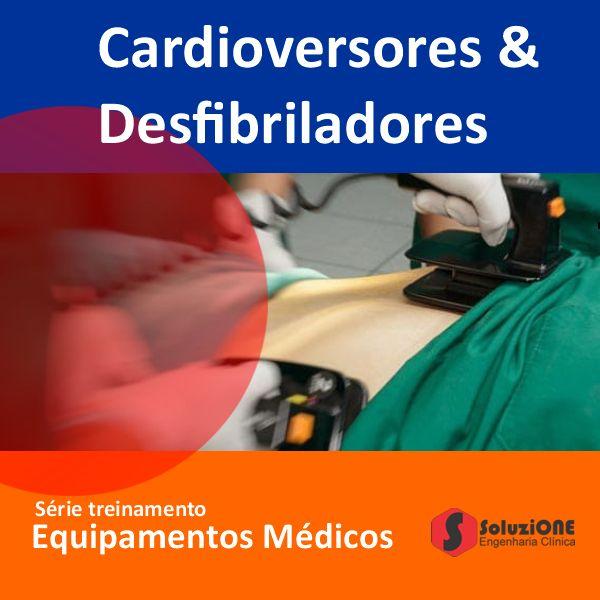 Imagem principal do produto Cardioversores e Desfibriladores