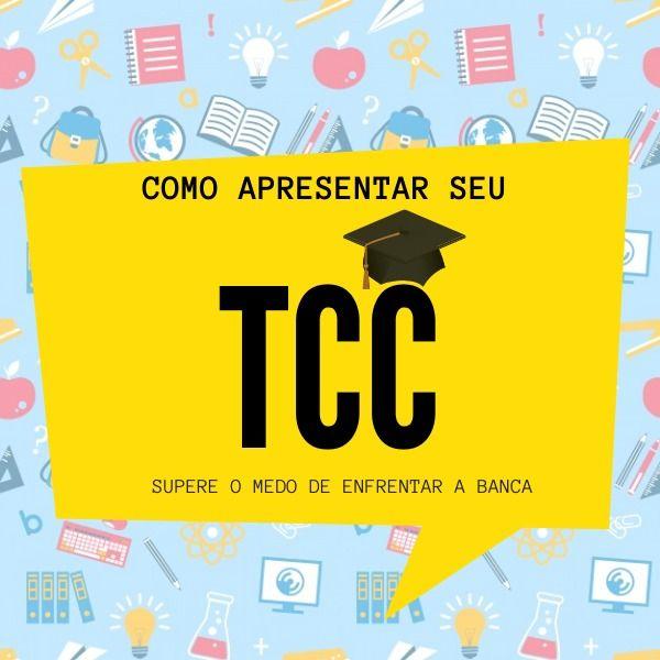Imagem principal do produto Como apresentar o seu TCC