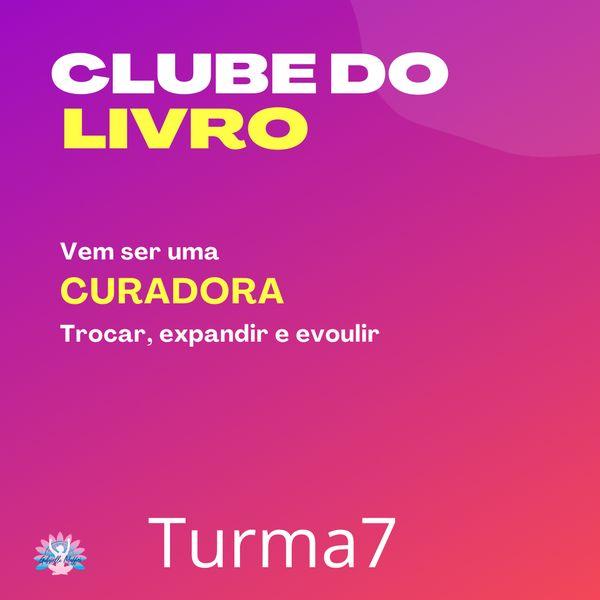 Imagem principal do produto Clube do Livro Turma 7 - preciosa