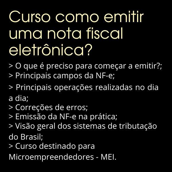 Imagem principal do produto Emissão de Nota Fiscal para MEI - Microempreendedores