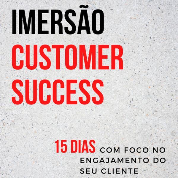 Imagem principal do produto Imersão CS + 15