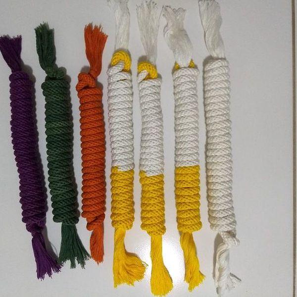 Imagem principal do produto Curso Corda Trançada