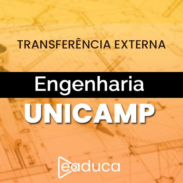 Imagem principal do produto Curso UNICAMP Engenharia