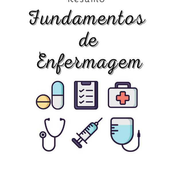 Imagem principal do produto Fundamentos de Enfermagem