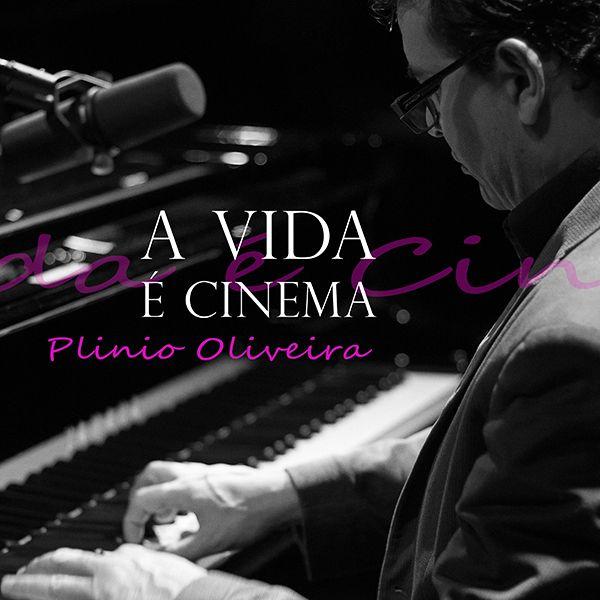 Imagem principal do produto A Vida é Cinema - Álbum digital de Plinio Oliveira