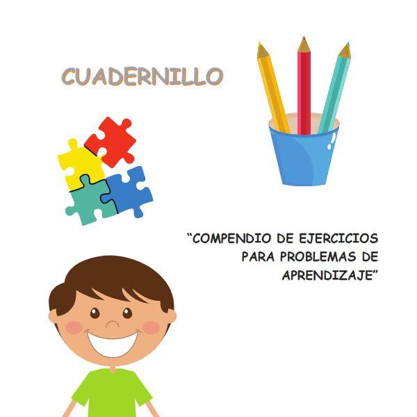 Imagem principal do produto COMPENDIO DE EJERCICIOS PARA PROBLEMAS DE APRENDIZAJE