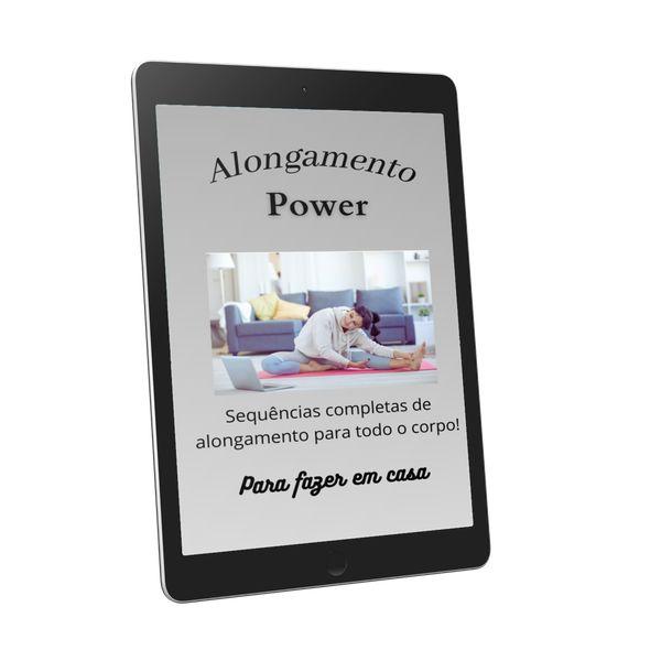 Imagem principal do produto Alongamento Power