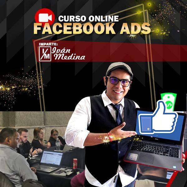 """Imagem principal do produto APRENDE FACEBOOK ADS """"VENDE TODO POR FACE"""""""