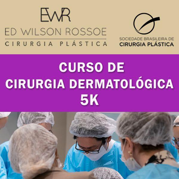 Imagem principal do produto CURSO ON LINE DE CIRURGIA DERMATOLÓGICA 5K