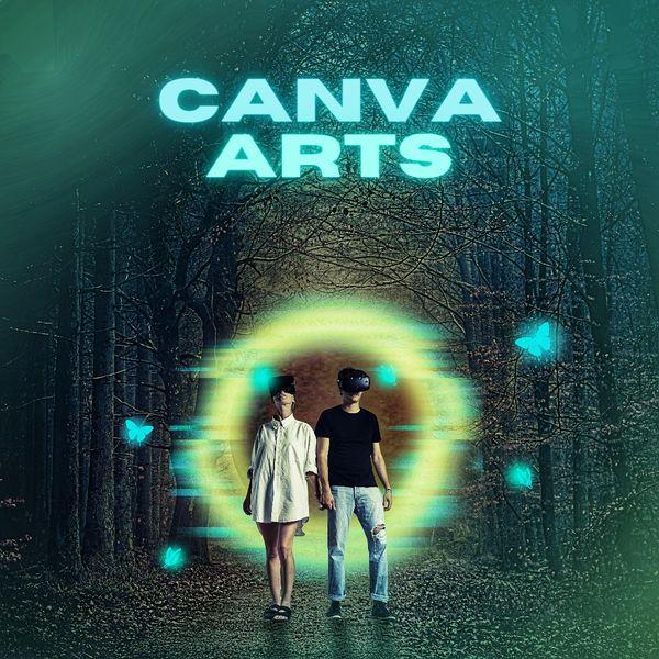 Imagem principal do produto CANVA ARTS
