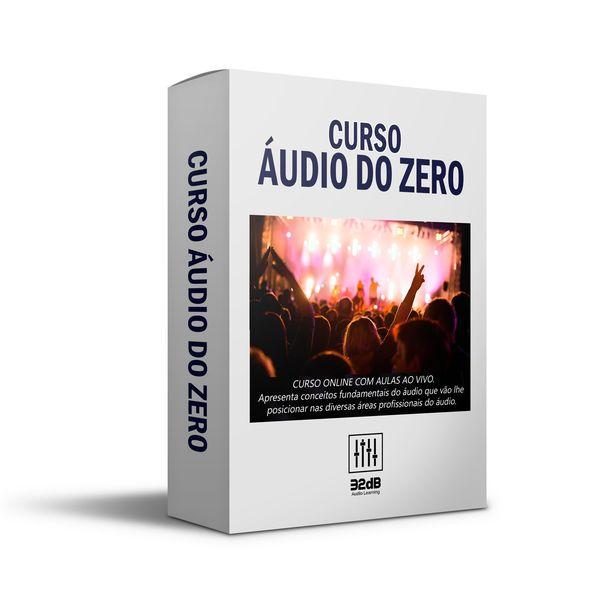 Imagem principal do produto MENTORIA ÁUDIO DO ZERO aos SHOWS