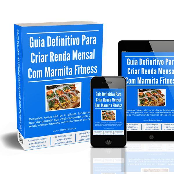 Imagem principal do produto Guia Definitvo Para Criar Renda Mensal Com Marmita Fitness