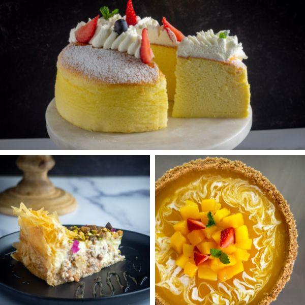 Imagem principal do produto Cheesecakes de Clase Mundial