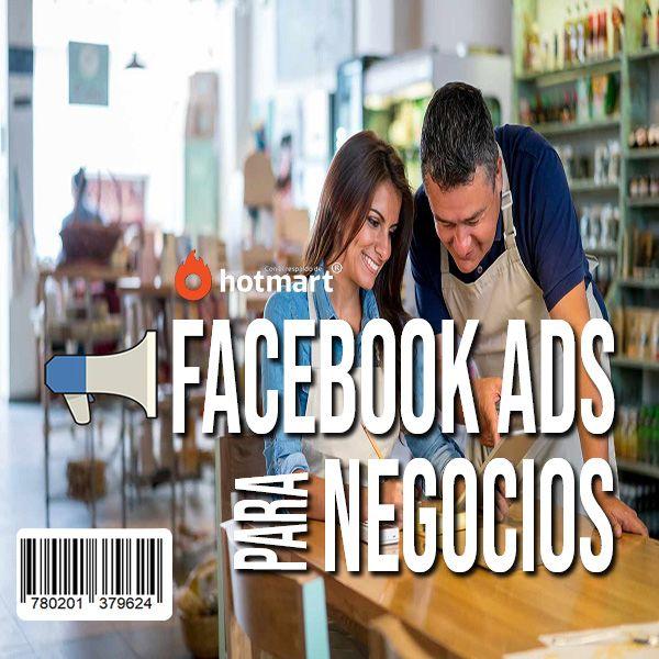 Imagem principal do produto Facebook e Instagram Ads para Negocios
