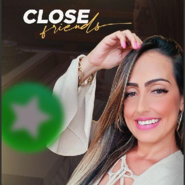 Imagem principal do produto CF-Close Friends
