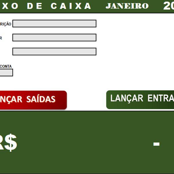 Imagem principal do produto FLUXO DE CAIXA