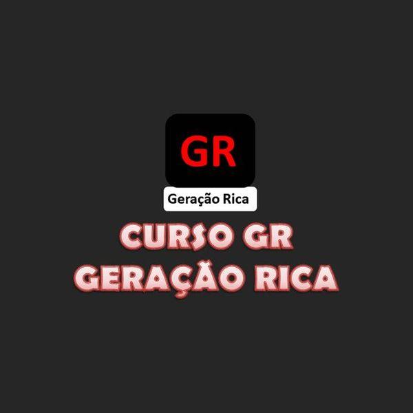 Imagem principal do produto Curso GR - Geração Rica