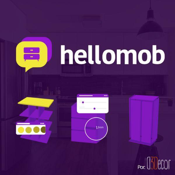 Imagem principal do produto Hellomob