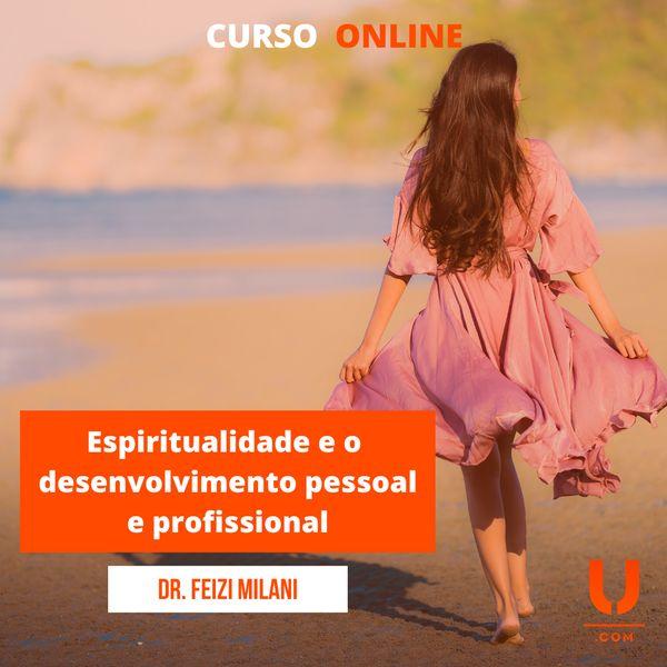 Imagem principal do produto Espiritualidade e o Desenvolvimento Pessoal e Profissional