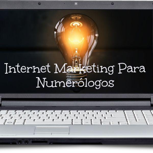 Imagem principal do produto Curso de Marketing para Numerólogos