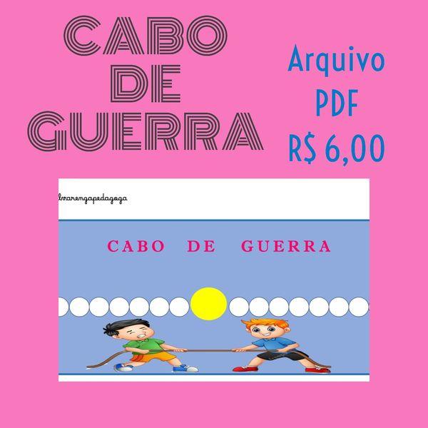 Imagem principal do produto Jogo CABO DE GUERRA
