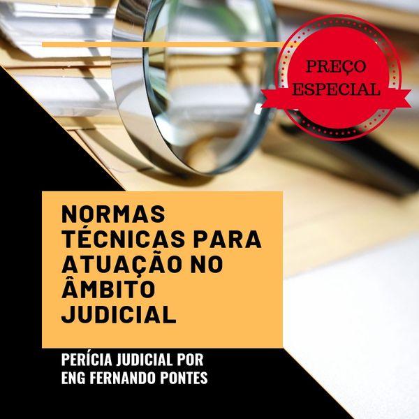 Imagem principal do produto NORMAS TÉCNICAS PARA ATUAÇÃO NO ÂMBITO JUDICIAL