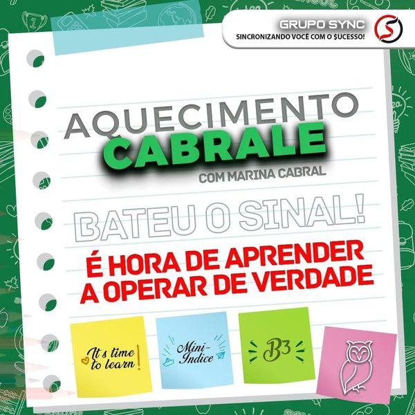 Imagem principal do produto Aquecimento B3 com Marina Cabrale