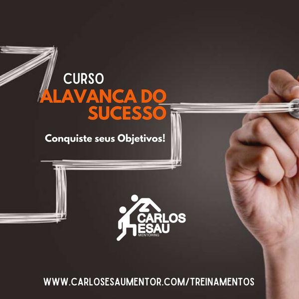Imagem principal do produto ALAVANCA DO SUCESSO - Conquistando seus Objetivos