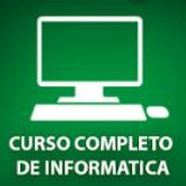 Imagem principal do produto Curso de Informática Completo + Certificado Grátis
