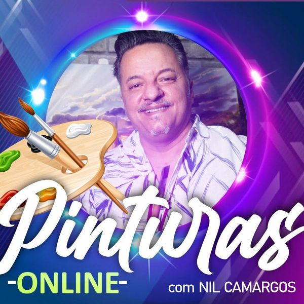 Imagem principal do produto CURSO PINTURAS NOTA 10 PARTE 2 - COM 4 MÓDULOS