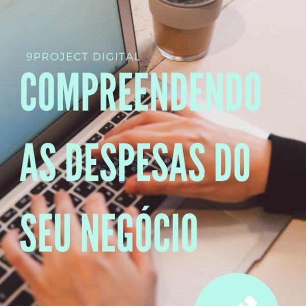 Imagem principal do produto COMPREENDENDO AS DESPESAS DO SEU NEGÓCIO
