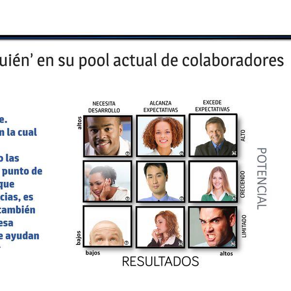 Imagem principal do produto CÓMO LIDERAR UN PROGRAMA DE GESTIÓN DEL TALENTO