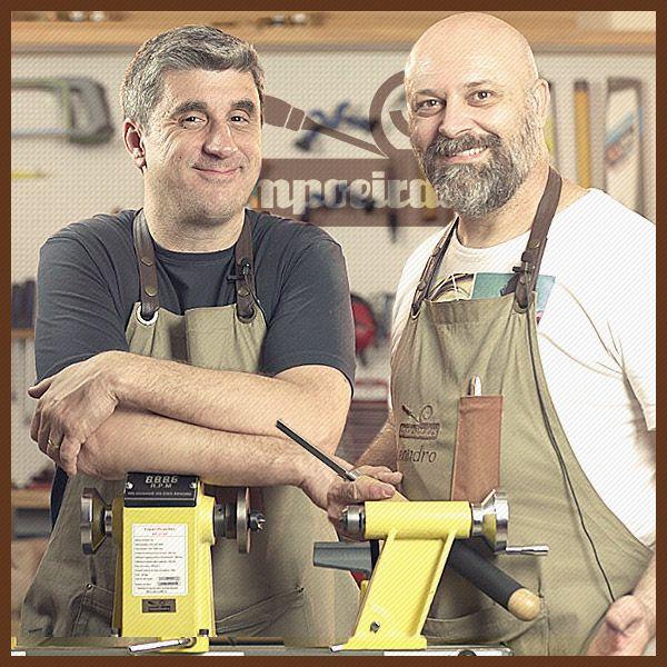 Imagem principal do produto Curso de Torno para Madeira - Iniciantes