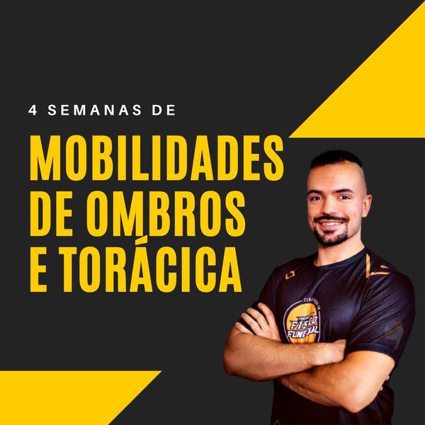 Imagem principal do produto 4 Semanas de Mobilidade Torácica + Ombros
