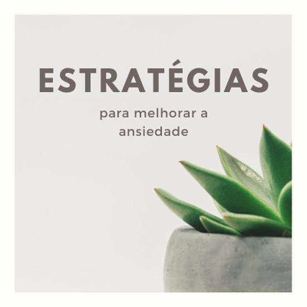 Imagem principal do produto 5 Estratégias para melhorar sua ansiedade em 15 dias
