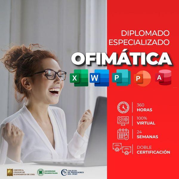 Imagem principal do produto OFIMÁTICA