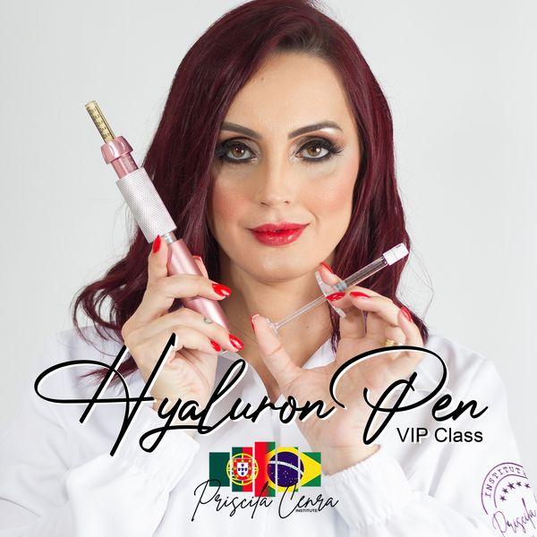 Imagem principal do produto Hyaluron Pen International VIP Class