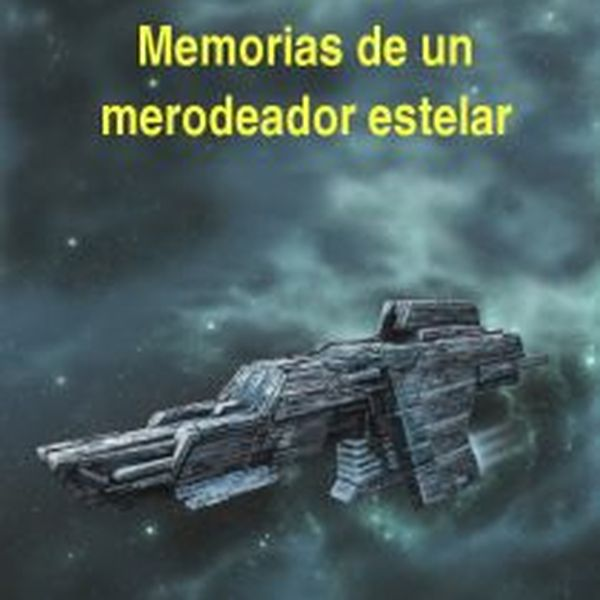 Imagem principal do produto Audiolibro Memorias de un merodeador estelar