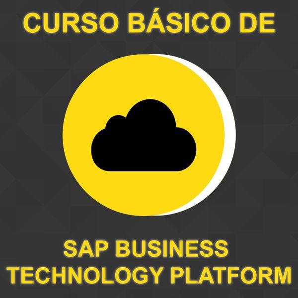 Imagem principal do produto Curso Básico de SAP Business Technology Platform