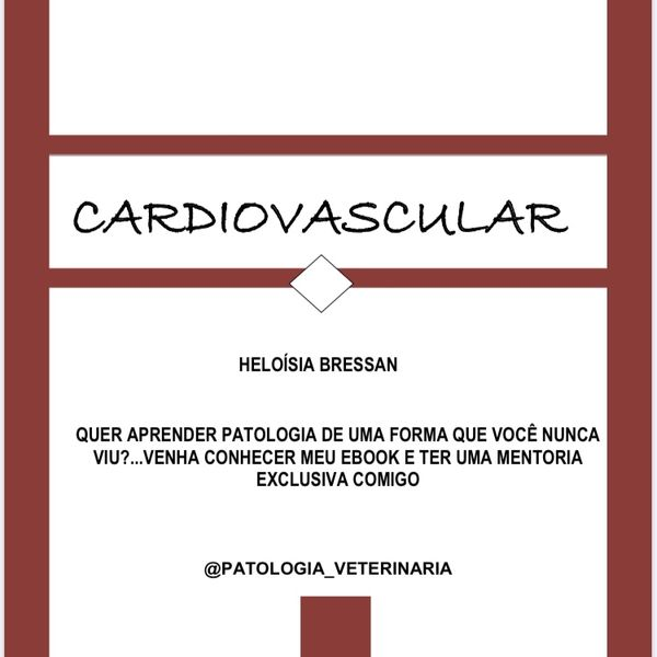 Imagem principal do produto Cardiovascular, Você está esperando o que para aprender sobre as patologias do coração?