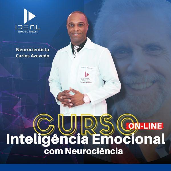 Imagem principal do produto INTELIGÊNCIA EMOCIONAL com NEUROCIÊNCIA