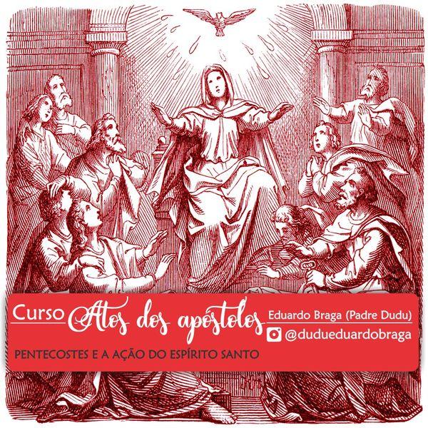 Imagem principal do produto O Espírito Santo e Livro dos Atos dos Apóstolos