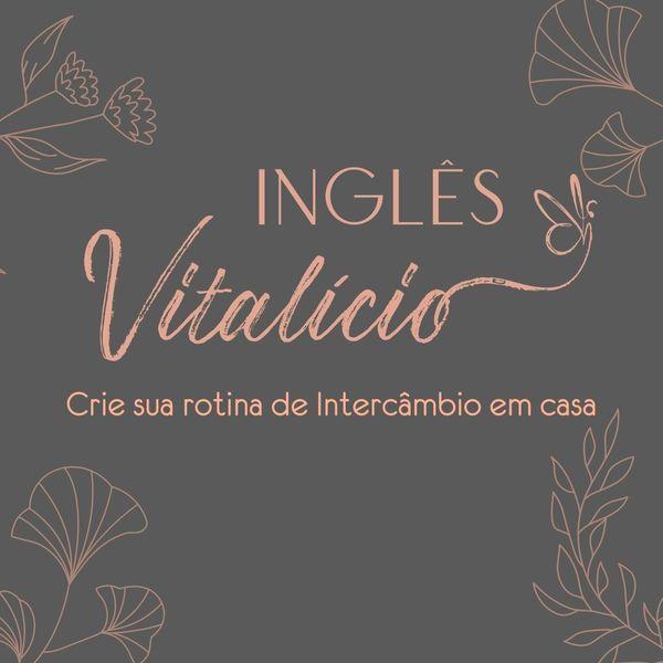 Imagem principal do produto Método de Inglês Vitalício