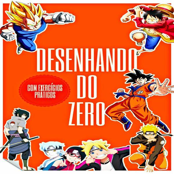 Imagem principal do produto E-book Desenhando do Zero