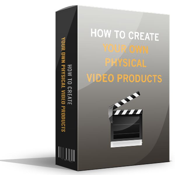 Imagem principal do produto How to Create  Your Own  Physical Video  Products