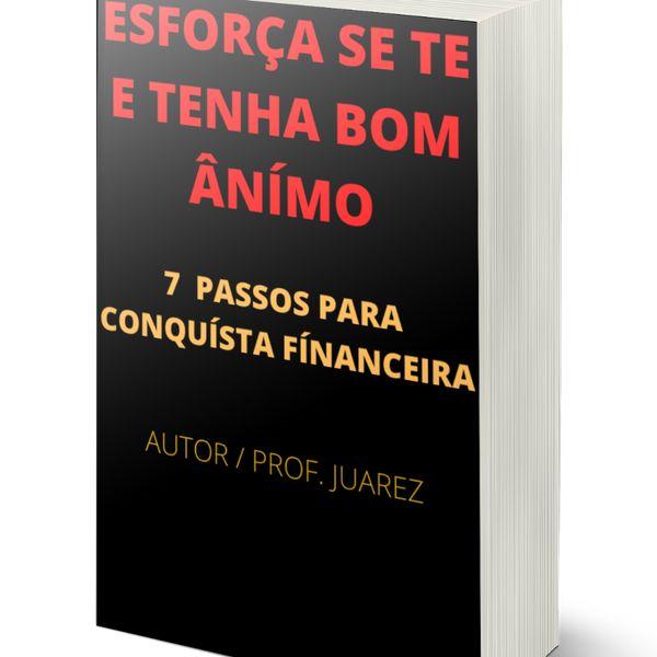 Imagem principal do produto 7 PASSOS PARA CONQUISTA FINANCEIRA