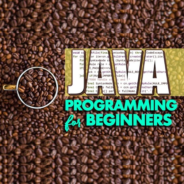 Imagem principal do produto Java Programming for Beginners Coding Android Apps from Development Kit Installation to Exceptions