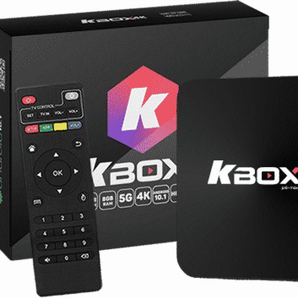 Imagem principal do produto kboxtv